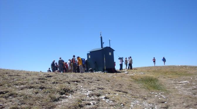 Osservatorio Climatico Portella del Gran Sasso (2401 m)