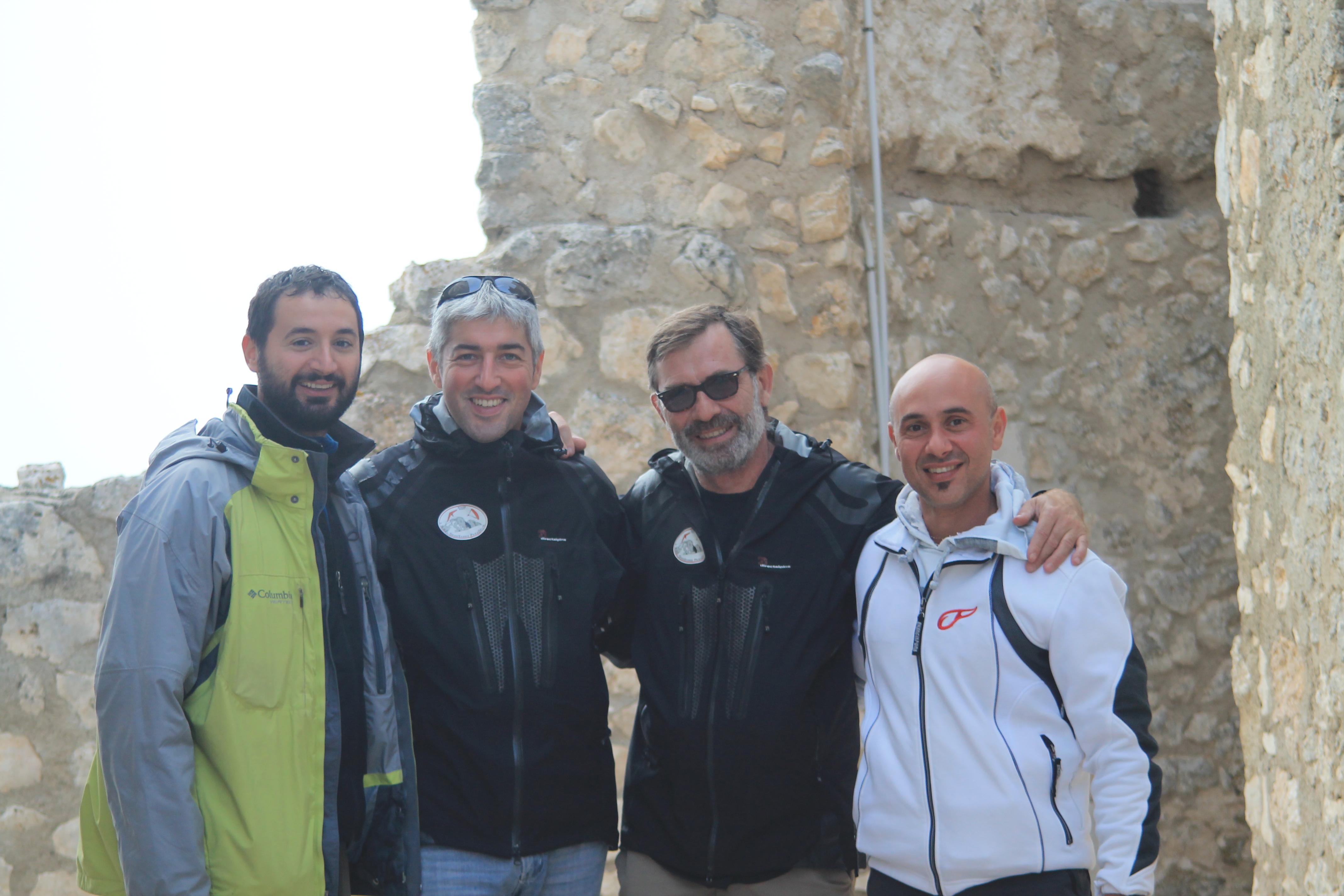 Maurizio, Mauro, Antonio, Giulio